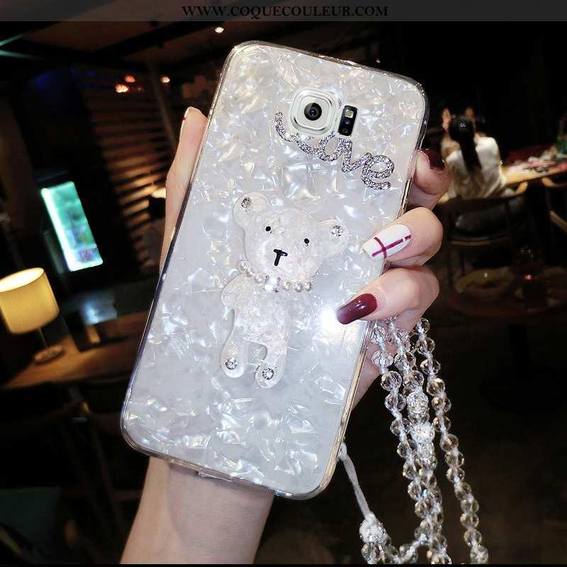 Housse Samsung Galaxy S7 Tendance Téléphone Portable Tout Compris, Étui Samsung Galaxy S7 Fluide Dou