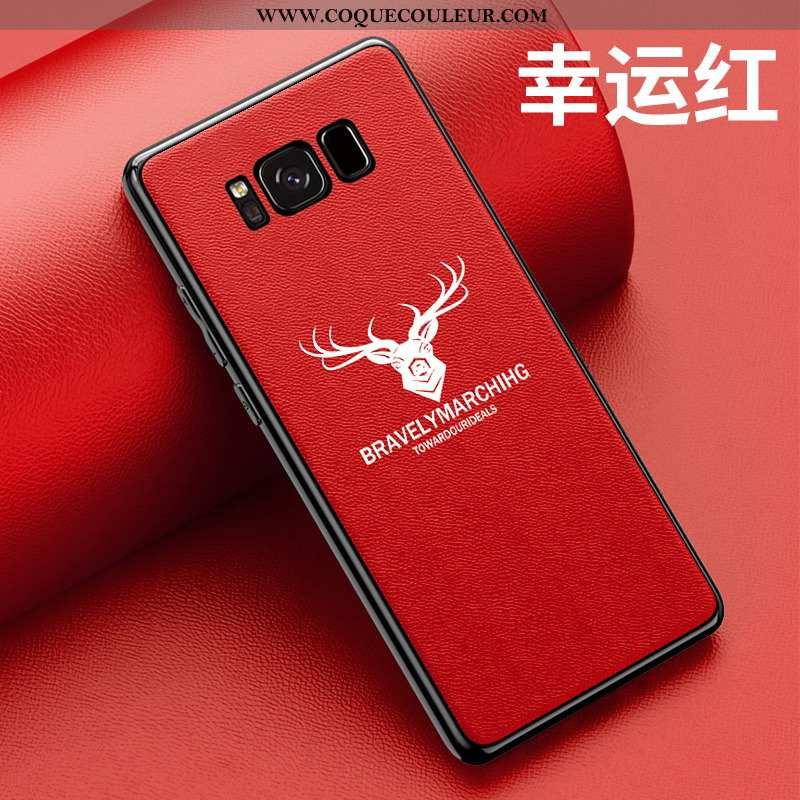 Étui Samsung Galaxy S8 Légère Personnalité Tout Compris, Coque Samsung Galaxy S8 Fluide Doux Tendanc