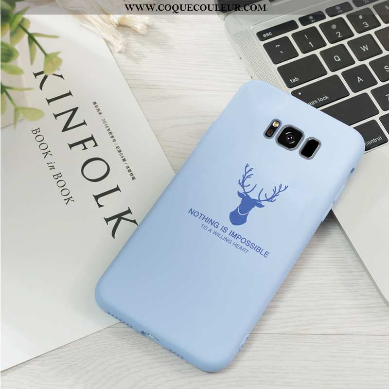 Coque Samsung Galaxy S8 Ornements Suspendus Tendance, Housse Samsung Galaxy S8 Personnalité Incassab