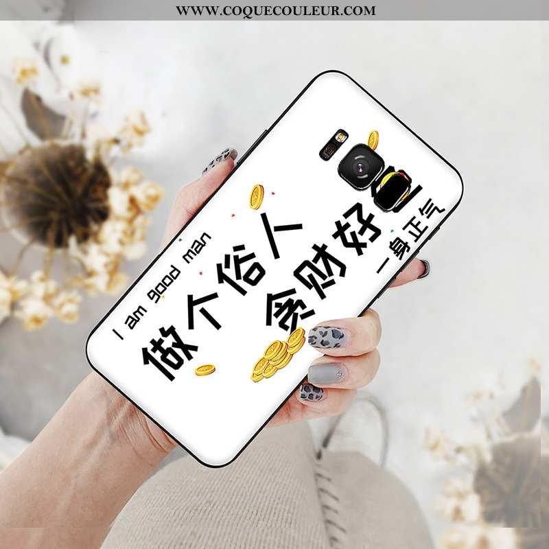 Housse Samsung Galaxy S8+ Silicone Nouveau Téléphone Portable, Étui Samsung Galaxy S8+ Dessin Animé