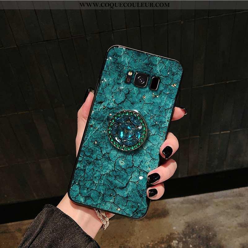 Coque Samsung Galaxy S8+ Protection Difficile, Housse Samsung Galaxy S8+ Mode Téléphone Portable Ver