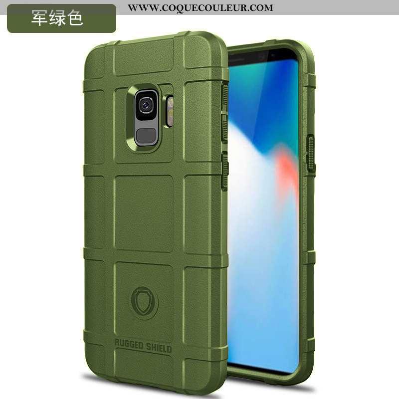 Étui Samsung Galaxy S9 Tendance Téléphone Portable Créatif, Coque Samsung Galaxy S9 Silicone Protect