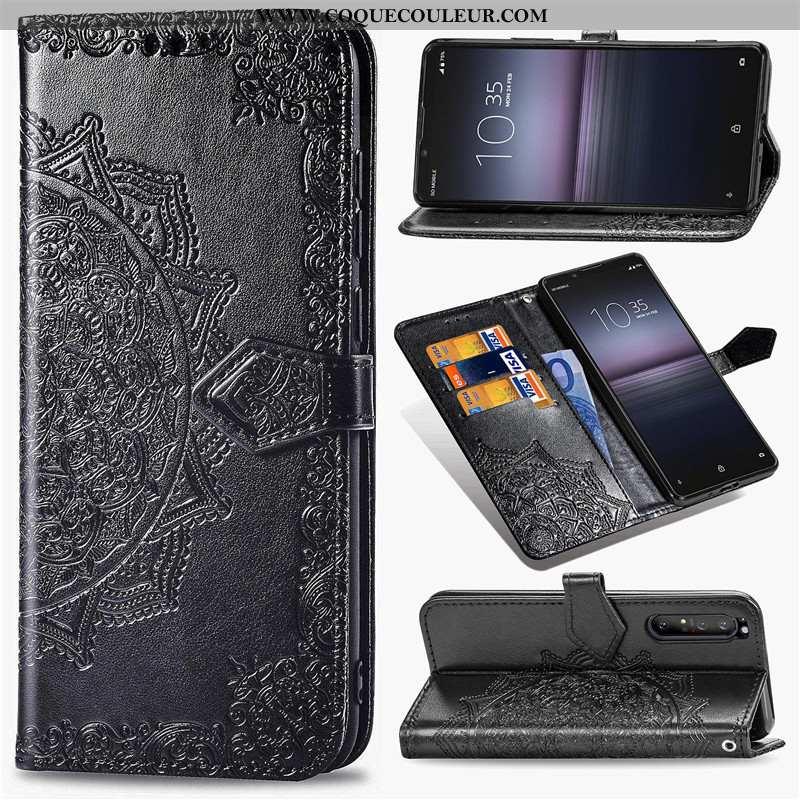 Housse Sony Xperia 1 Ii Protection Étui Téléphone Portable, Sony Xperia 1 Ii Ornements Suspendus En