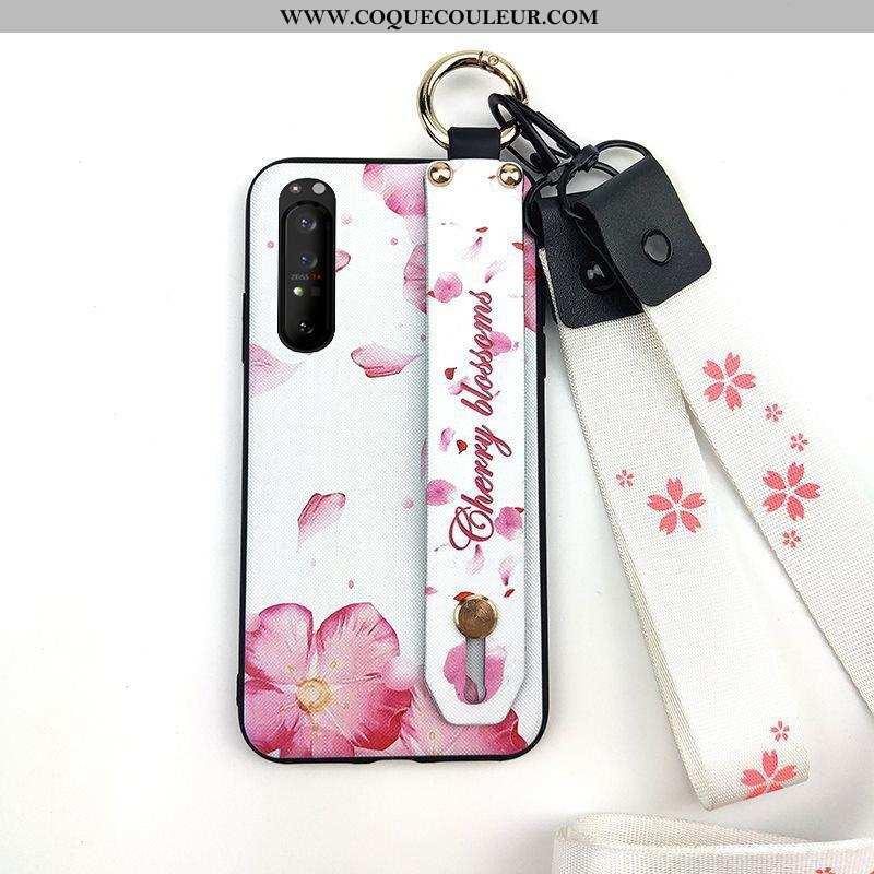 Étui Sony Xperia 1 Ii Ornements Suspendus Protection Téléphone Portable, Coque Sony Xperia 1 Ii Créa