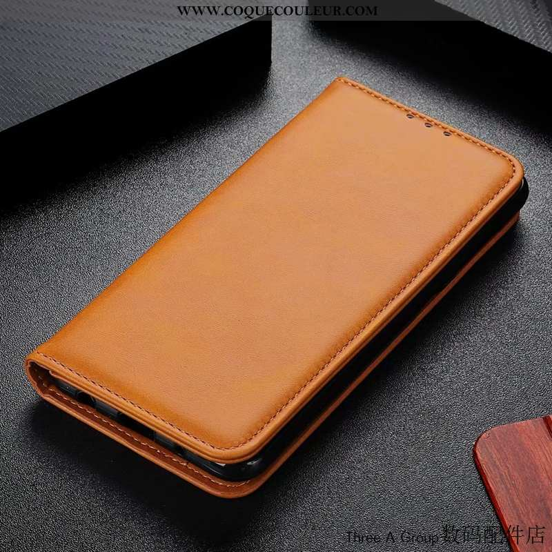 Étui Sony Xperia 1 Ii Protection Téléphone Portable Incassable, Coque Sony Xperia 1 Ii Jaune Busines