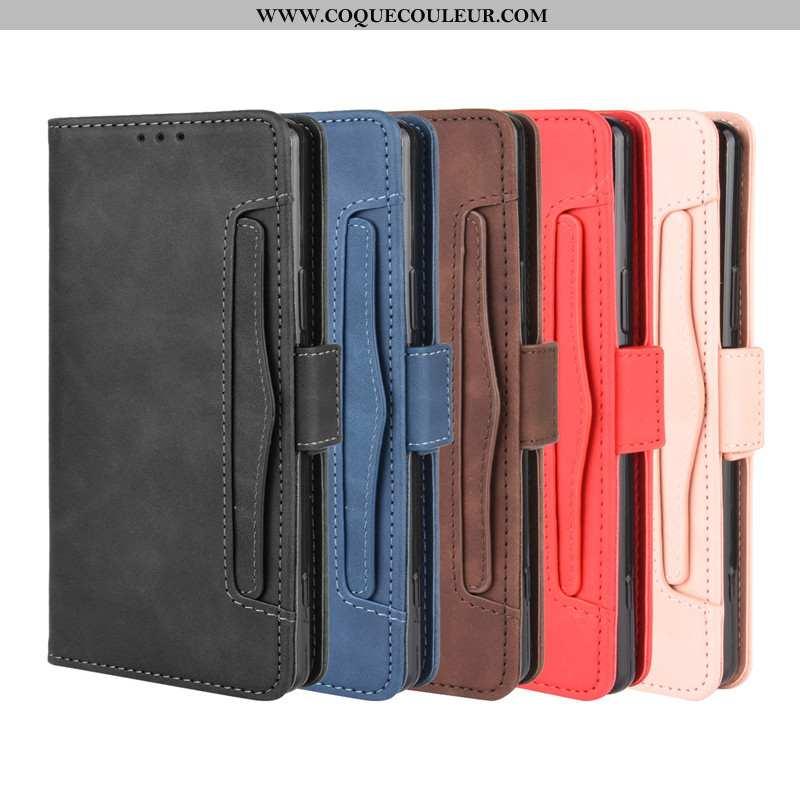 Étui Sony Xperia 1 Ii Protection Noir Étui, Coque Sony Xperia 1 Ii Cuir Housse