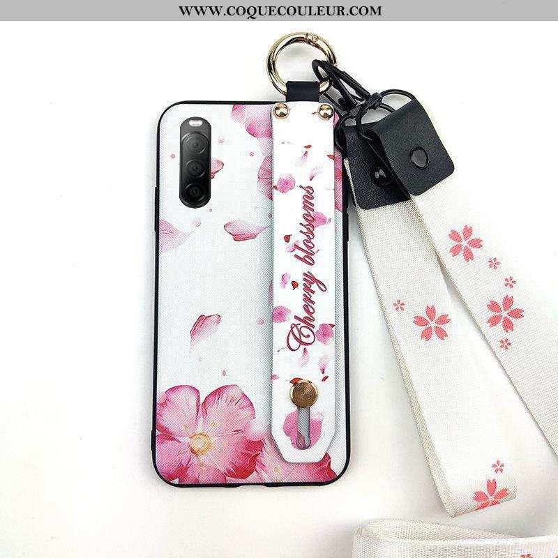 Étui Sony Xperia 10 Ii Ornements Suspendus Téléphone Portable Support, Coque Sony Xperia 10 Ii Fluid