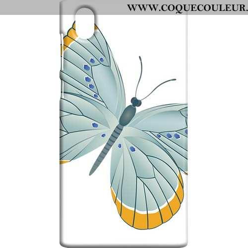 Coque Sony Xperia L1 Personnalité Difficile Art, Housse Sony Xperia L1 Protection Blanc Blanche