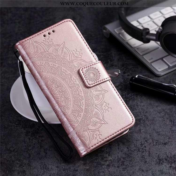 Coque Sony Xperia L2 Protection Téléphone Portable Incassable, Housse Sony Xperia L2 Fluide Doux Ros