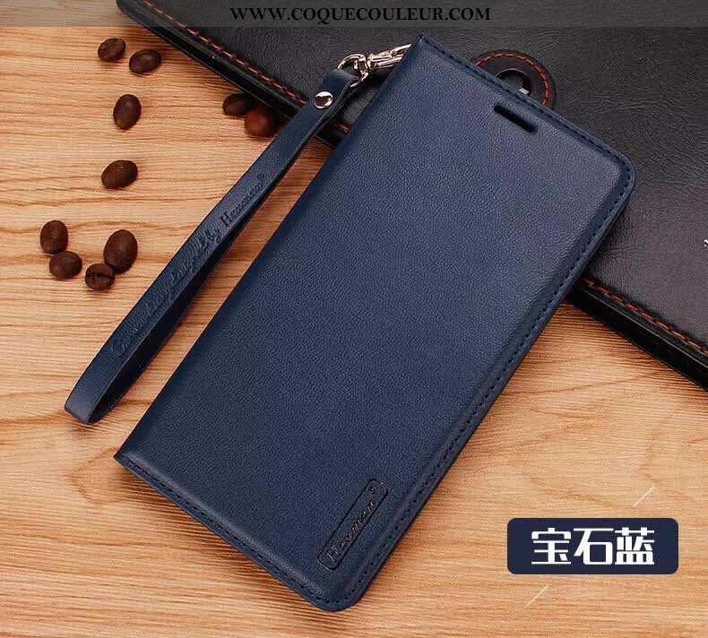 Coque Sony Xperia Xa Ultra Protection Bleu Étui, Housse Sony Xperia Xa Ultra Cuir Tout Compris