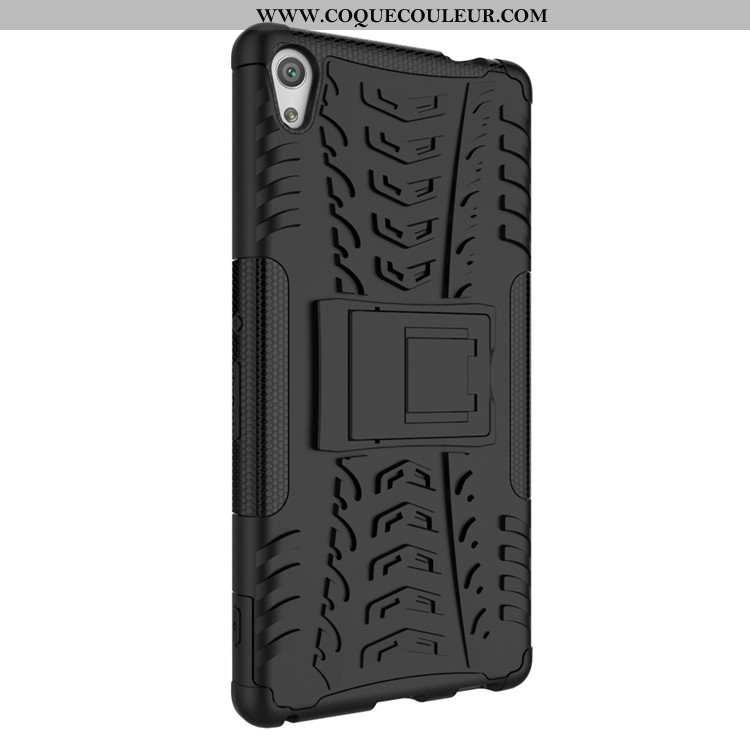 Coque Sony Xperia Xa Ultra Étui Noir Coque, Housse Sony Xperia Xa Ultra Téléphone Portable