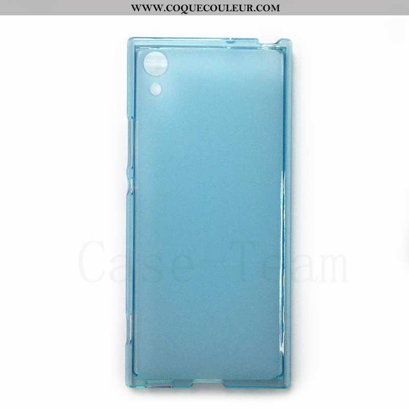 Étui Sony Xperia Xa1 Protection Bleu Téléphone Portable, Coque Sony Xperia Xa1