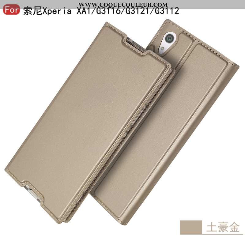 Coque Sony Xperia Xa1 Protection Business Téléphone Portable, Housse Sony Xperia Xa1 Personnalité Do