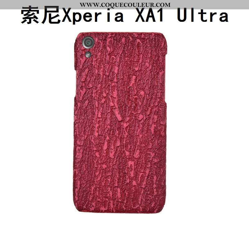 Coque Sony Xperia Xa1 Ultra Protection Personnalité Couvercle Arrière, Housse Sony Xperia Xa1 Ultra