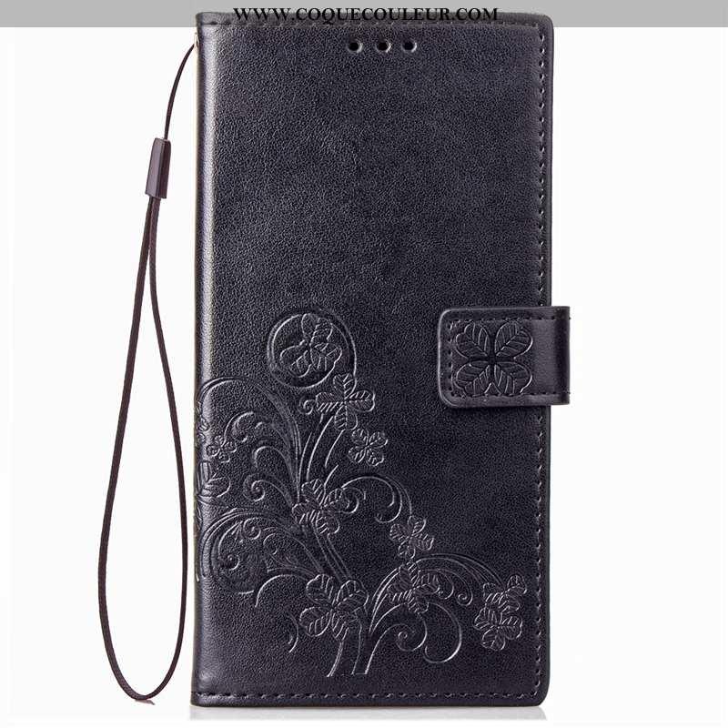 Étui Sony Xperia Xa2 Plus Tendance Téléphone Portable, Coque Sony Xperia Xa2 Plus Cuir Protection No