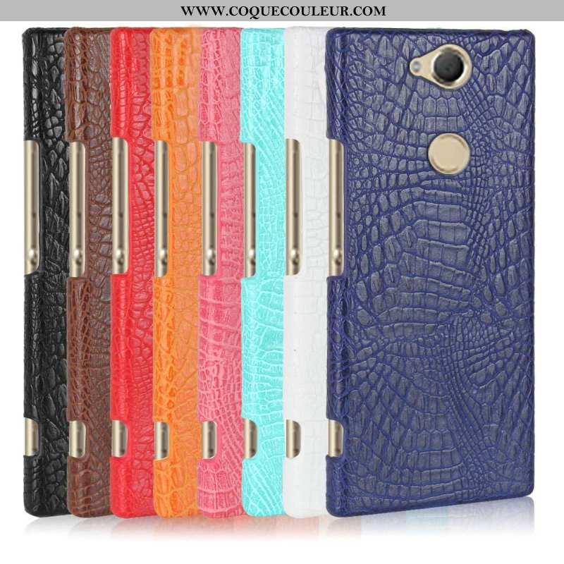 Étui Sony Xperia Xa2 Plus Protection Téléphone Portable Étui, Coque Sony Xperia Xa2 Plus Bleu Marin