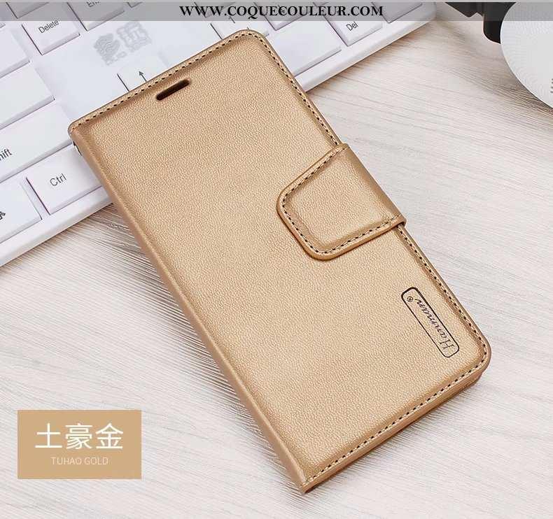 Étui Sony Xperia Xa2 Protection Téléphone Portable Étui, Coque Sony Xperia Xa2 Cuir Tout Compris Dor