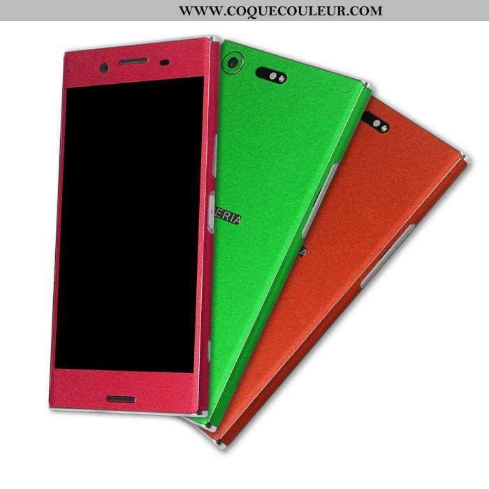 Coque Sony Xperia Xz Premium Rouge Téléphone Portable Multicolore, Housse Sony Xperia Xz Premium Mem