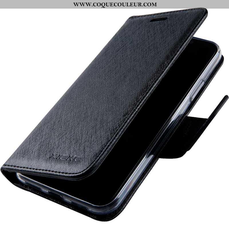 Étui Sony Xperia Xz1 Compact Cuir Business Housse, Coque Sony Xperia Xz1 Compact Modèle Fleurie Bleu