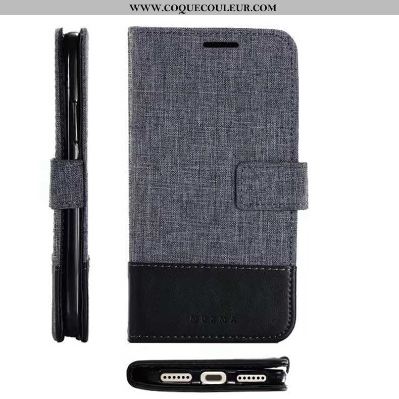 Housse Sony Xperia Xz1 Compact Étui Gris, Sony Xperia Xz1 Compact Téléphone Portable Coque Gris