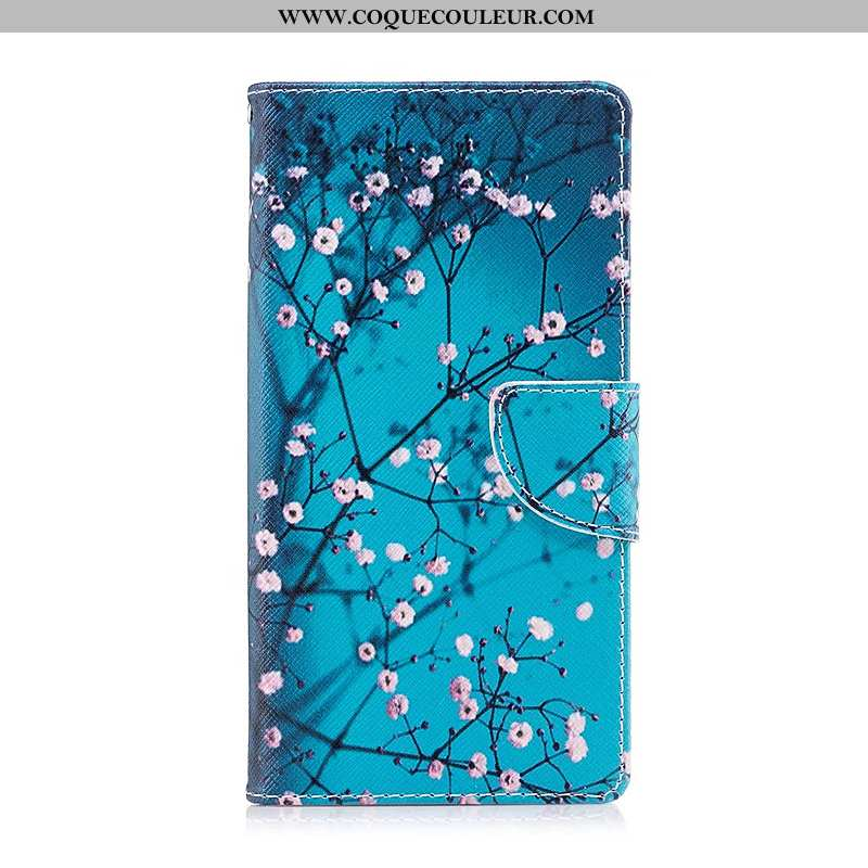 Coque Sony Xperia Xz1 Compact Protection Téléphone Portable Peinture, Housse Sony Xperia Xz1 Compact
