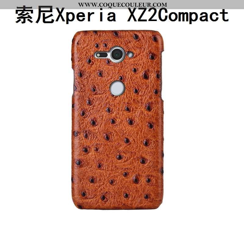Étui Sony Xperia Xz2 Compact Modèle Fleurie Bovins Coque, Coque Sony Xperia Xz2 Compact Protection O