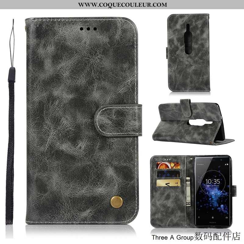 Étui Sony Xperia Xz2 Premium Protection Tout Compris, Coque Sony Xperia Xz2 Premium Housse Téléphone