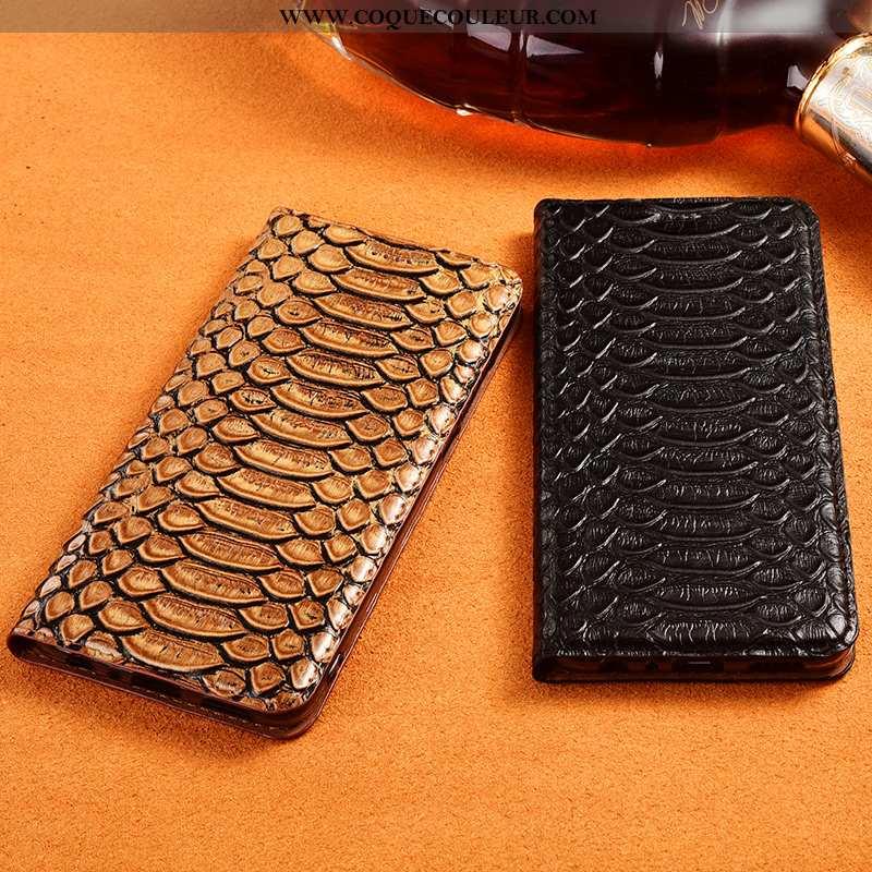 Étui Sony Xperia Xz3 Protection Kaki Coque, Coque Sony Xperia Xz3 Cuir Véritable Tout Compris Khaki