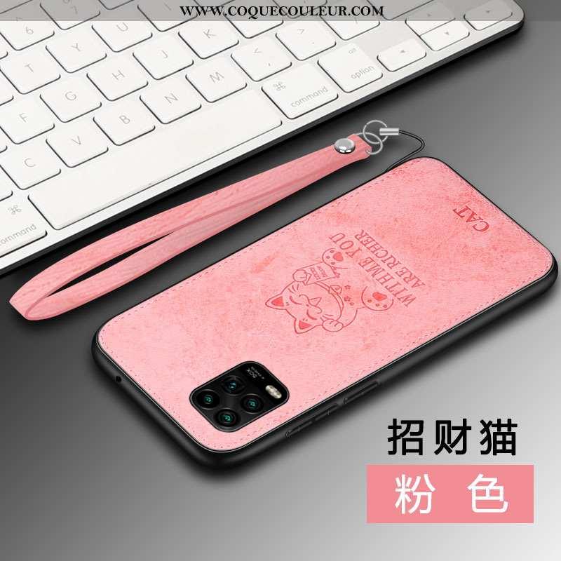 Housse Xiaomi Mi 10 Lite Fluide Doux Richesse Magnétisme, Étui Xiaomi Mi 10 Lite Silicone Invisible