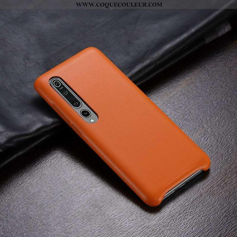 Étui Xiaomi Mi 10 Pro Personnalité Incassable Tout Compris, Coque Xiaomi Mi 10 Pro Créatif Ultra Ora