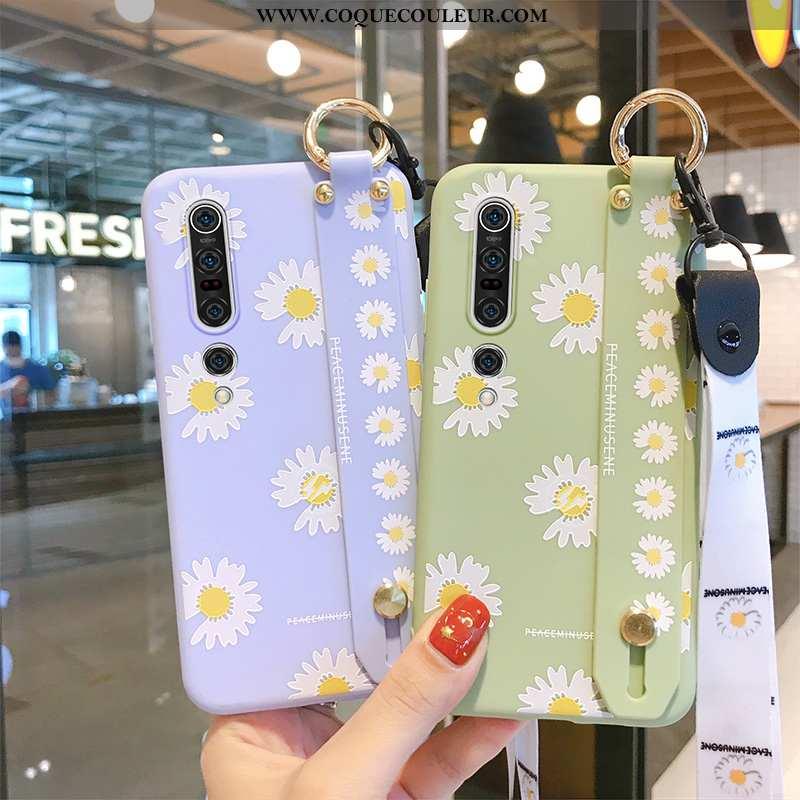 Coque Xiaomi Mi 10 Ornements Suspendus Téléphone Portable Nouveau, Housse Xiaomi Mi 10 Personnalité
