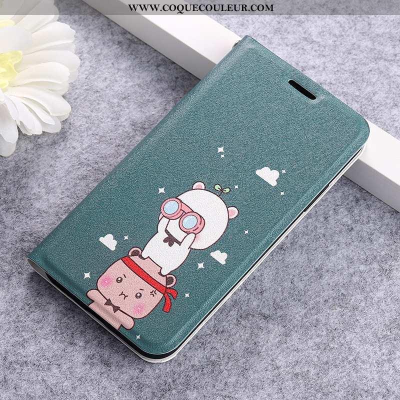 Étui Xiaomi Mi 10 Personnalité Silicone Téléphone Portable, Coque Xiaomi Mi 10 Créatif Ultra Verte