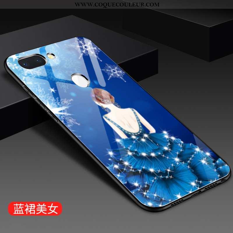 Housse Xiaomi Mi 8 Lite Protection Couvercle Arrière Tout Compris, Étui Xiaomi Mi 8 Lite Verre Perso