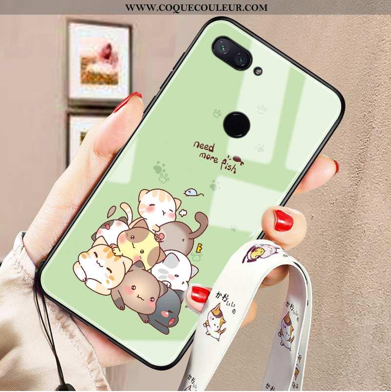 Étui Xiaomi Mi 8 Lite Légère Légères Téléphone Portable, Coque Xiaomi Mi 8 Lite Protection Tendance