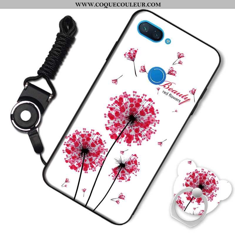 Étui Xiaomi Mi 8 Lite Tendance Personnalité Jeunesse, Coque Xiaomi Mi 8 Lite Fluide Doux Téléphone P
