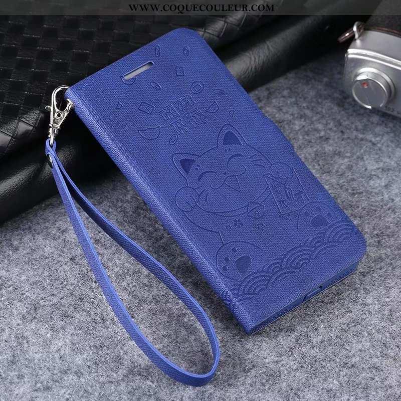 Coque Xiaomi Mi 8 Pro Fluide Doux Délavé En Daim Téléphone Portable, Housse Xiaomi Mi 8 Pro Silicone