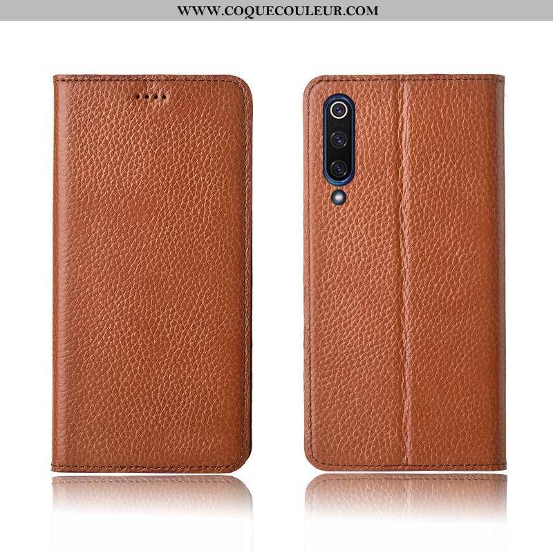 Housse Xiaomi Mi 9 Lite Silicone Fluide Doux Incassable, Étui Xiaomi Mi 9 Lite Protection Personnali