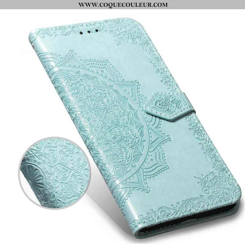 Coque Xiaomi Mi 9 Se Protection Téléphone Portable Silicone, Housse Xiaomi Mi 9 Se Cuir Incassable V