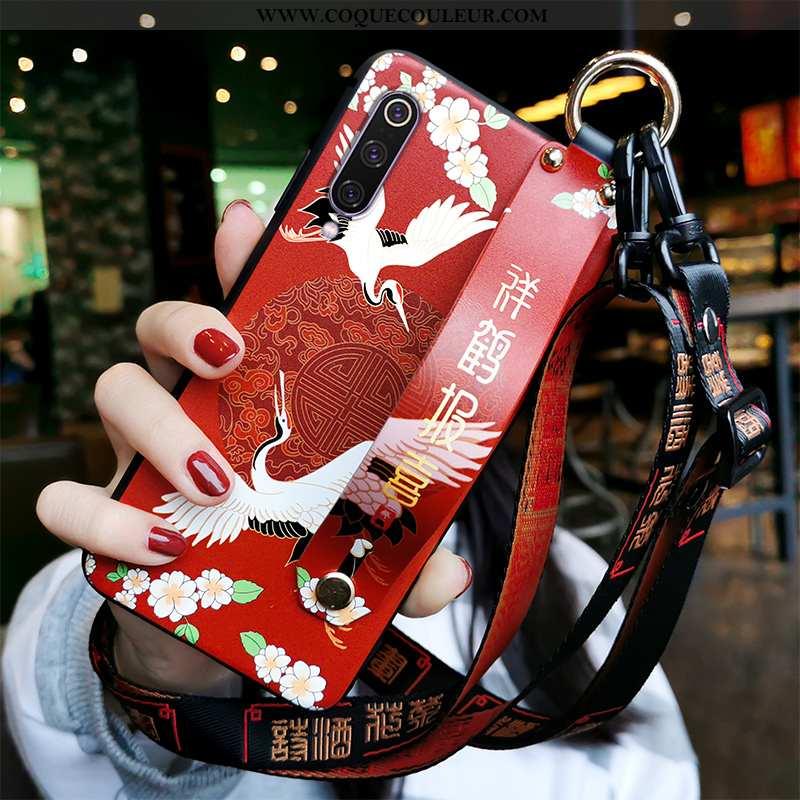 Étui Xiaomi Mi 9 Se Tendance Style Chinois Personnalité, Coque Xiaomi Mi 9 Se Fluide Doux Personnali