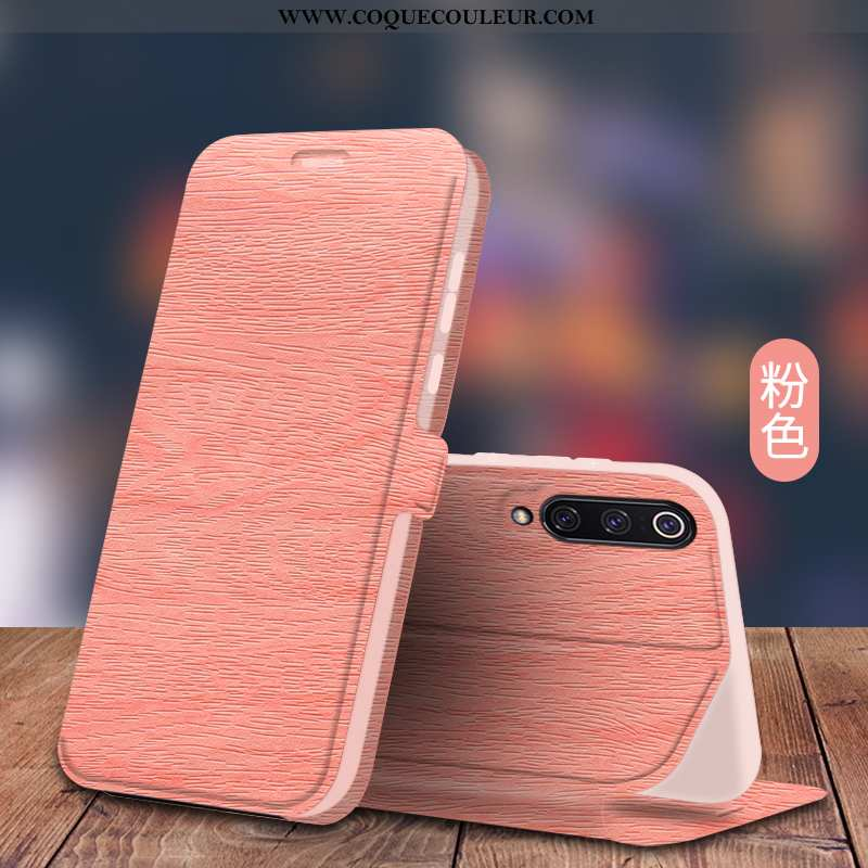 Étui Xiaomi Mi 9 Se Personnalité Business Housse, Coque Xiaomi Mi 9 Se Créatif Petit Rose