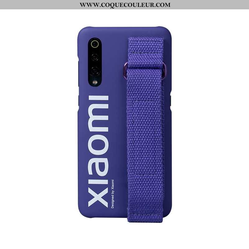 Étui Xiaomi Mi 9 Tendance Coque, Coque Xiaomi Mi 9 Protection Rose Violet