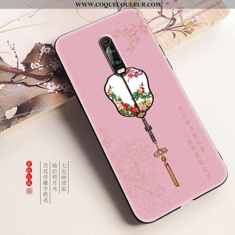 Étui Xiaomi Mi 9t Pro Protection Téléphone Portable Légère, Coque Xiaomi Mi 9t Pro Délavé En Daim Ro