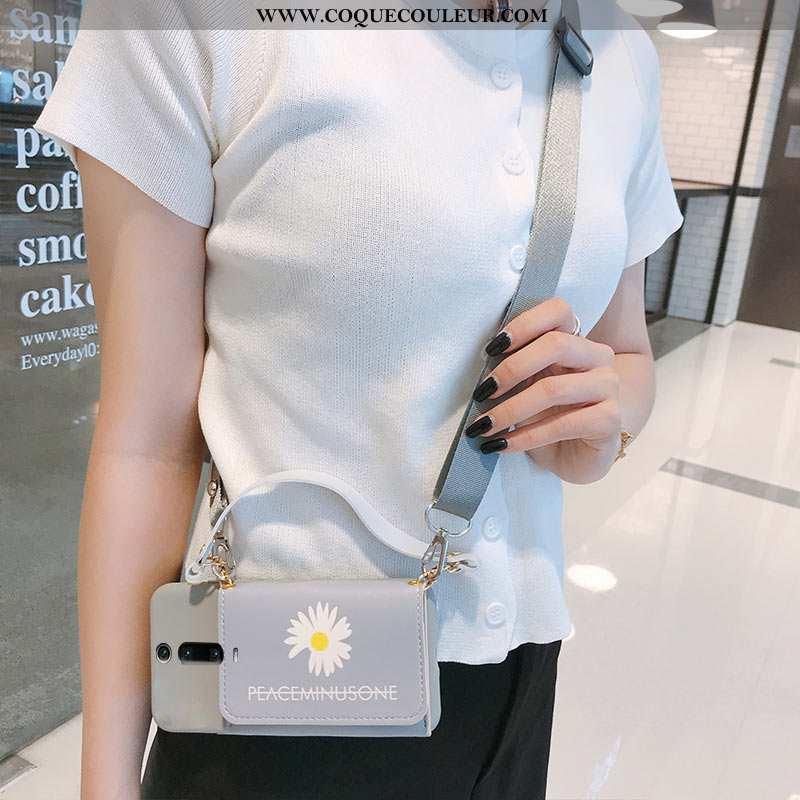 Coque Xiaomi Mi 9t Pro Ornements Suspendus Petite Marguerite Téléphone Portable, Housse Xiaomi Mi 9t