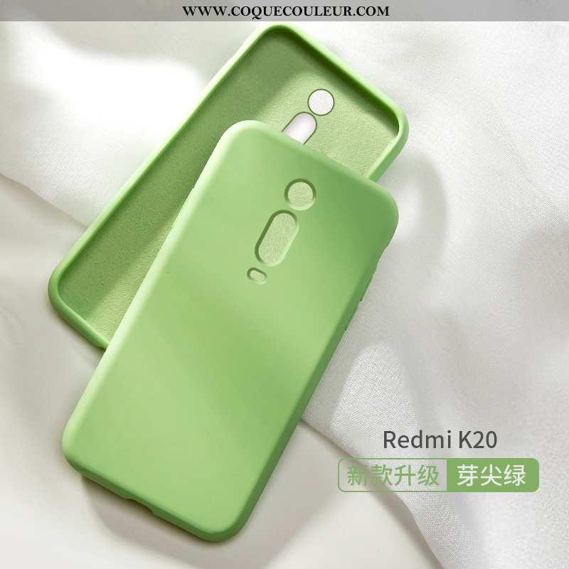 Housse Xiaomi Mi 9t Silicone Personnalité Légère, Étui Xiaomi Mi 9t Protection Téléphone Portable Ve