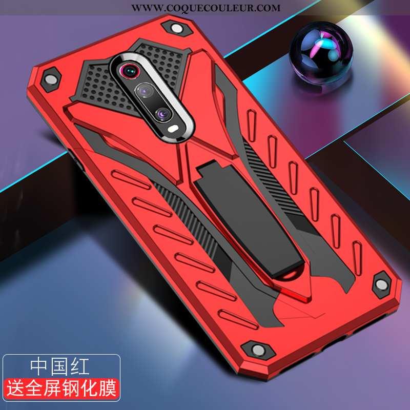 Housse Xiaomi Mi 9t Créatif Net Rouge Nouveau, Étui Xiaomi Mi 9t Tendance Téléphone Portable