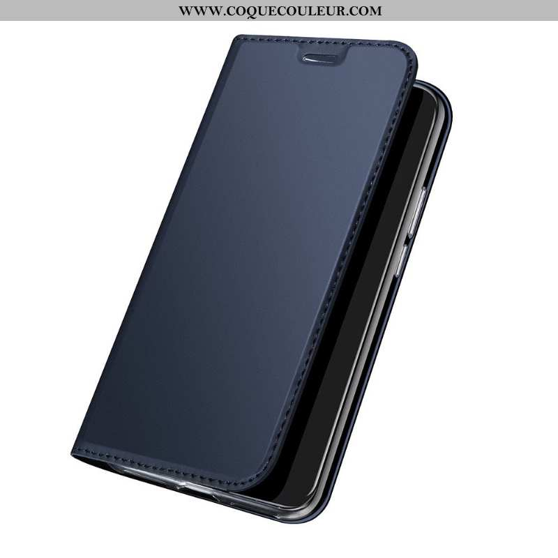 Étui Xiaomi Mi A1 Protection Bleu Carte, Coque Xiaomi Mi A1 Petit