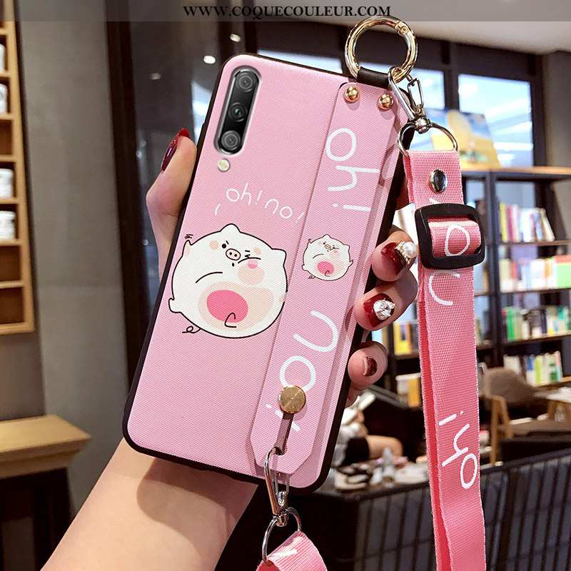 Étui Xiaomi Mi A3 Créatif Incassable Téléphone Portable, Coque Xiaomi Mi A3 Dessin Animé Fluide Doux