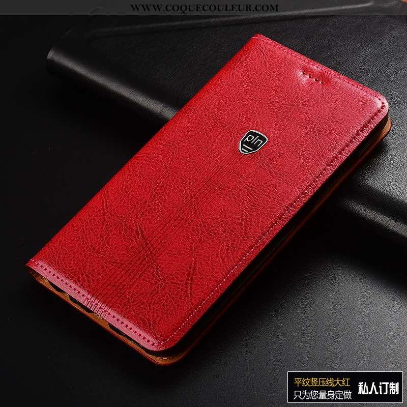 Housse Xiaomi Mi Max 3 Silicone Petit Téléphone Portable, Étui Xiaomi Mi Max 3 Protection Rouge