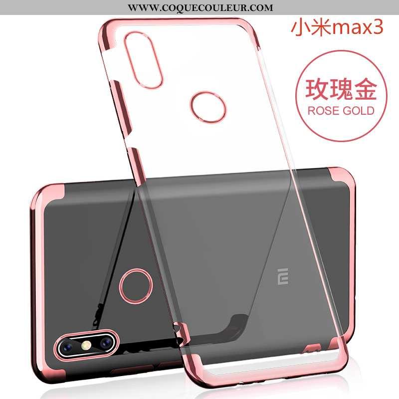 Housse Xiaomi Mi Max 3 Fluide Doux Tout Compris Personnalité, Étui Xiaomi Mi Max 3 Silicone Protecti