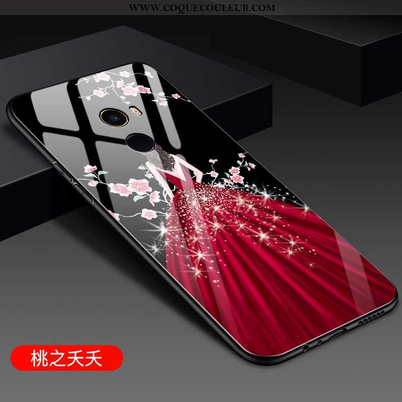 Étui Xiaomi Mi Mix 2 Personnalité Fluide Doux Téléphone Portable, Coque Xiaomi Mi Mix 2 Créatif Tout